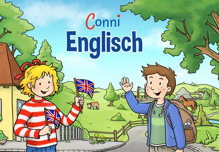 Conni Englisch App Release