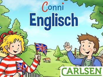 Projekt Conni Englisch App